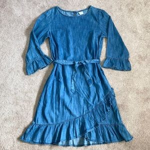 Gap Denim Dress Girl's size XXL